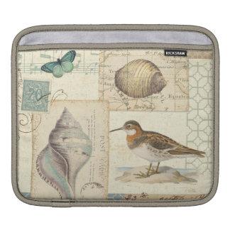 Seashell-Collage iPad Sleeve