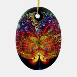 Seashell Keramik Ornament