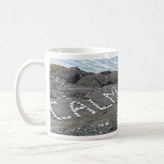 Seashell-Kunst Kaffeetasse