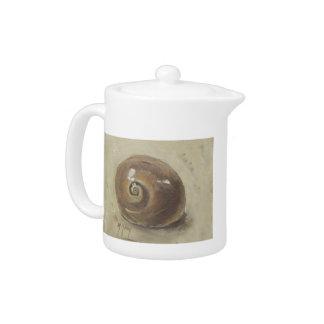 Seashell-Strand Moonshell Schnecke-Muschel