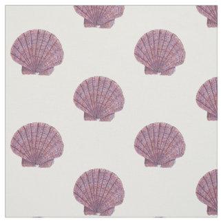 Seashellgewebe Stoff