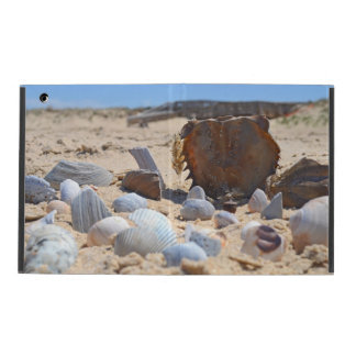 Seashells auf dem Strand durch Shirley Taylor Schutzhülle Fürs iPad