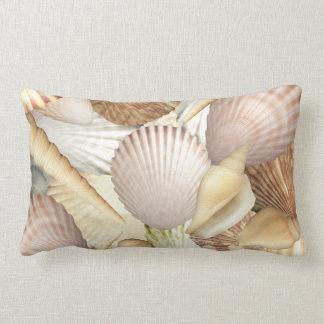 Seashells Lendenkissen