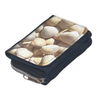 Seashells Sammlung, Denimgeldbörse