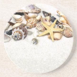 Seashells-Untersetzer