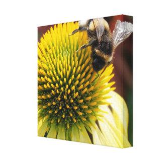 SeasplashSVG kundengerechte Bienen-Leinwand Leinwanddruck