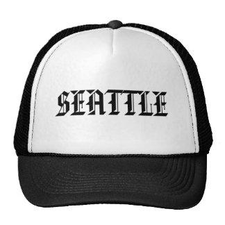 Seattle Trucker Caps