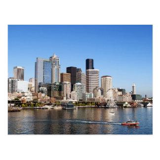 Seattle Postkarten
