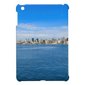 Seattle-Skyline iPad Mini Hülle