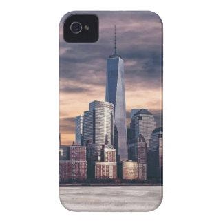 Seattle-Skyline iPhone 4 Hüllen