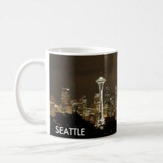 Seattle-Skyline-Kaffeetasse Kaffeetasse