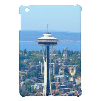 Seattle-Skyline-Raum-Nadel iPad Mini Hülle