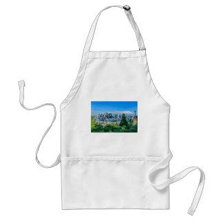 Seattle-Skyline Schürze