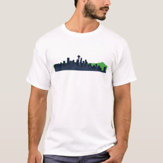 Seattle-Skyline T-Shirt