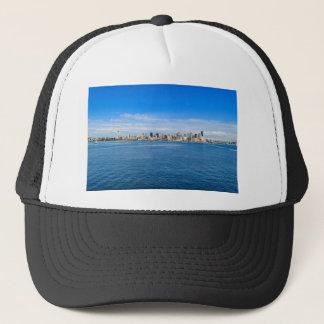 Seattle-Skyline Truckerkappe