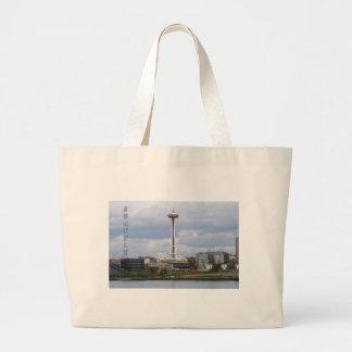 Seattle-Taschen-Tasche Jumbo Stoffbeutel