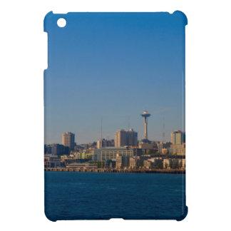 Seattle Ufergegend/SpaceNeedle iPad Mini Hülle