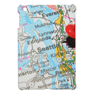Seattle, Washington iPad Mini Hülle