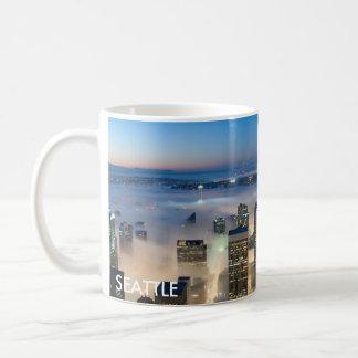 SeattleSkyline Coffe Tasse