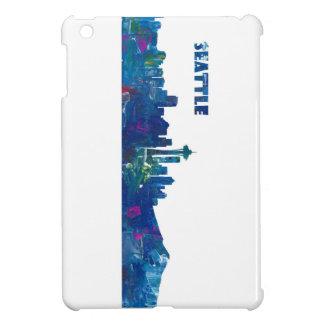 Seattleskyline-Silhouette iPad Mini Hülle