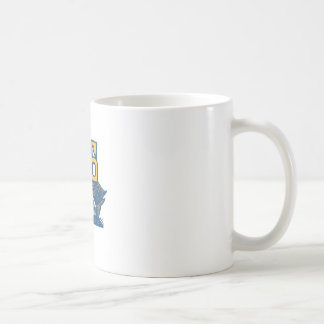 Sechs Gänse ein-Legen Kaffeetasse