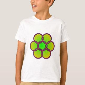 Sechsecke hexagons T-Shirt