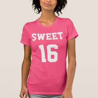 Sechzehnter Geburtstag des Bonbon-16 T-Shirt