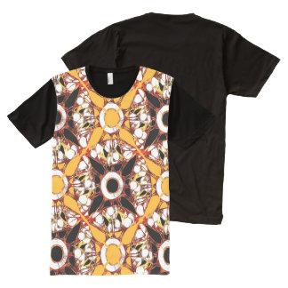 Sechziger-High Noon durch Aleta T-Shirt Mit Bedruckbarer Vorderseite