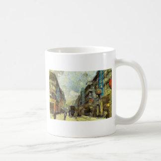 Sechzigerjahre Hong Kong Kaffeetasse