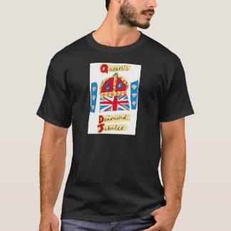 sechzigjähriges Jubliäum 2012 der Königin T-Shirt