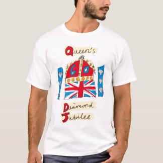 Sechzigjähriges Jubliäum der Königin-Elizabeth II T-Shirt