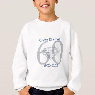 Sechzigjähriges Jubliäum der Königin-Elizabeth Sweatshirt