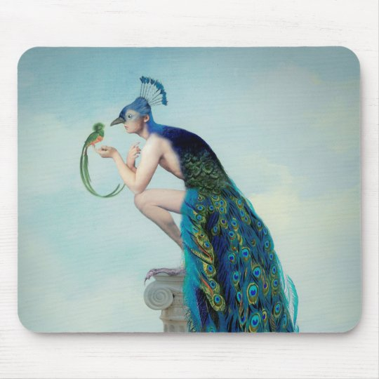 Secrets & Feathers Mousepads