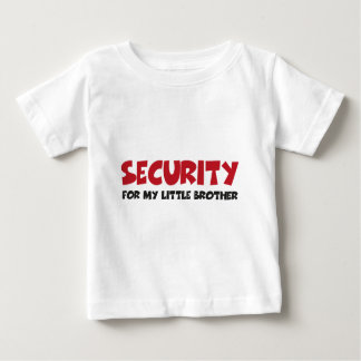 Security for my little brother hemd