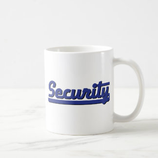 security kaffeetasse