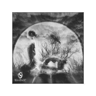 Sed Surreal´s Banshee Leinwanddruck