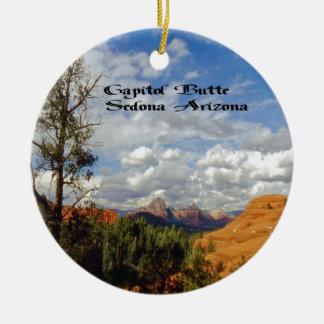 Sedona Arizona Keramik Ornament