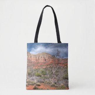 Sedona Arizona rote Felsenlandschaft Tasche