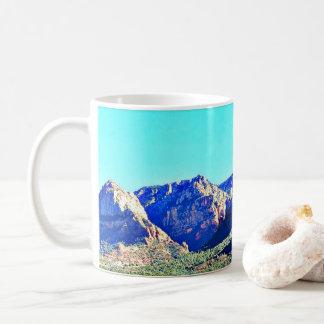 Sedona Gebirgskaffee-Tasse Kaffeetasse