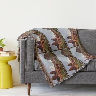 Sedona rote Felsen-Wurfs-Decke Decke