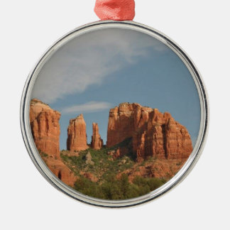 Sedona Silbernes Ornament