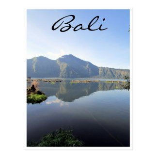 See batur Bali Postkarte