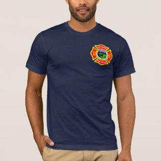 See Cushman Feuer-Aufgaben-Shirt T-Shirt