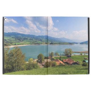 See des Gruyeres, die Schweiz