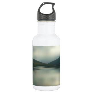 See in den Bergen Trinkflasche