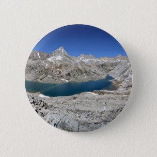 See Italien und Brown Bear See - Sierra Runder Button 5,7 Cm