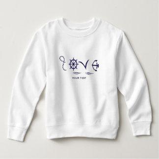 See Liebe Sweatshirt
