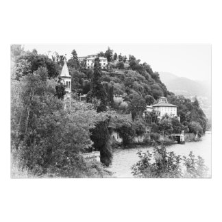 See Maggiore Ansicht-Foto-Druck Fotodruck