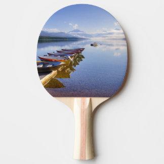 See McDonald, Glacier Nationalpark, Montana, Tischtennis Schläger