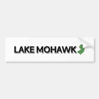 See-Mohikaner, New-Jersey Autoaufkleber